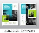 startup presentation layout or...   Shutterstock .eps vector #467027399