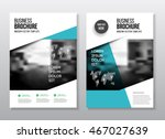 brochure cover design layout... | Shutterstock .eps vector #467027639