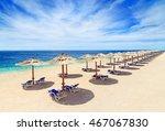 Scenic Adriatic Sea Beach...