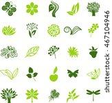 organic series | Shutterstock .eps vector #467104946