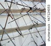 net construction background | Shutterstock . vector #467124053