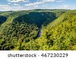 Pine Creek Flows Through The...