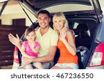 transport  leisure  road trip... | Shutterstock . vector #467236550