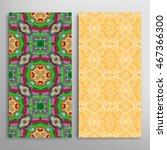 Vertical Seamless Patterns Set...