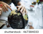 discovery world learning... | Shutterstock . vector #467384033
