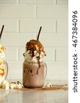 Delicious Ice Cream Float And...