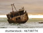 Shipwreck Of The Coast Of Sout...