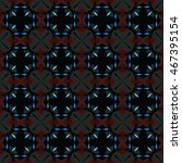 the geometric texture. boho... | Shutterstock .eps vector #467395154