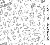 back to school design | Shutterstock .eps vector #467425214