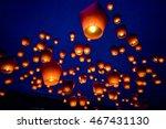 Pingsi Sky Lantern Festival In...