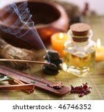 Still Life With Aroma Sticks I...