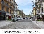 aix les bains  france   30... | Shutterstock . vector #467540273
