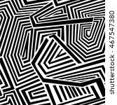 seamless geometric pattern... | Shutterstock .eps vector #467547380