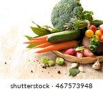 autumn background .fresh...   Shutterstock . vector #467573948