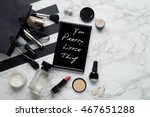 cosmetic  fashion  beauty | Shutterstock . vector #467651288