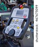 machine control panel | Shutterstock . vector #467675099