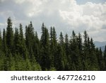 carpathian mountains. route to... | Shutterstock . vector #467726210