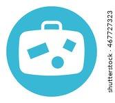 valise icon | Shutterstock .eps vector #467727323