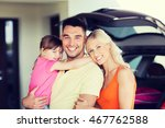 transport  leisure  road trip... | Shutterstock . vector #467762588