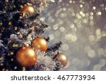 christmas background | Shutterstock . vector #467773934