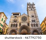 High Dynamic Range Hdr Genoa...
