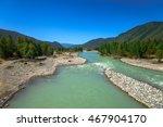 landscape  river   Shutterstock . vector #467904170