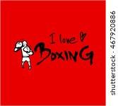 sports pictogram | Shutterstock .eps vector #467920886