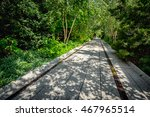 the high line promenade in... | Shutterstock . vector #467965514