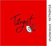 sports pictogram | Shutterstock .eps vector #467968418