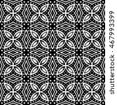 engraving seamless pattern. the ... | Shutterstock .eps vector #467993399