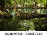 Camecuaro Lake  Near Zamora ...