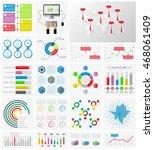 ui  elements of infographics...