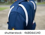 military honor guard of... | Shutterstock . vector #468066140
