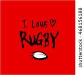 sports pictogram | Shutterstock .eps vector #468156188