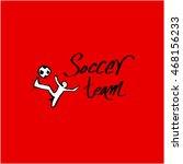 sports pictogram | Shutterstock .eps vector #468156233