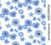 Seamless Pattern Made Of...