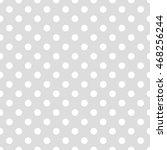 Seamless Pattern Pois  Dot ...