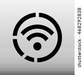 wifi vector icon illustration