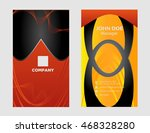 vector abstract creative... | Shutterstock .eps vector #468328280