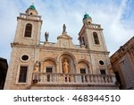 view of the cana catholic... | Shutterstock . vector #468344510