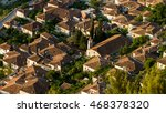 historic city of berat in... | Shutterstock . vector #468378320
