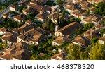 historic city of berat in... | Shutterstock . vector #468378320