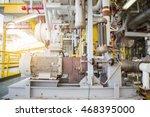 centrifugal pump type driving... | Shutterstock . vector #468395000