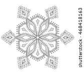 Zentangle Stylized Winter...