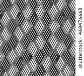 striped endless background.... | Shutterstock .eps vector #468476663