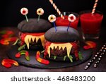 Burgers Monsters For Halloween...