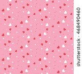 background hearts | Shutterstock .eps vector #468490460