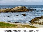 Pacific Ocean Asilomar State...
