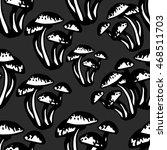 vector black and white ink...   Shutterstock .eps vector #468511703