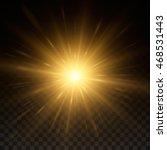 Bright Shining Sun Star....